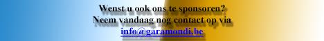 Wordt sponsor van Garamondi Teater